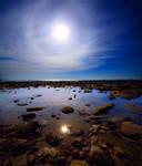 Moonscape by BlasphemedSoldier