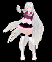 Sakura Spirit Tei (Private DL) by iixv