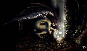 Raven's Demon by LordJay