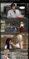 Slayers:  A Portrait in Scarlet - The Epilog! by CharlesWS