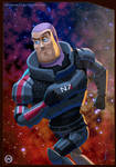 Commander Lightyear by renegade21