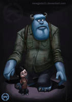 Monsters Inc-fected by renegade21