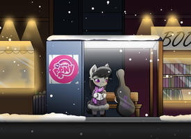 The Final Bus To Ponyville by ZzVinniezZ