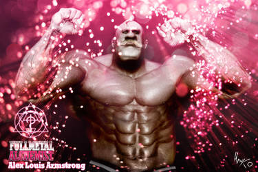 Armstrong Untooned by Mavko