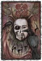 Heathen Hunter by dark777fairy