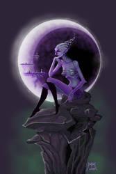 Dark Elfs' Game by dark777fairy