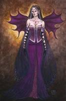 Gothic Dusk by dark777fairy