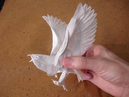 Eagle-Nguyen Cuong3 by origami-artist-galen
