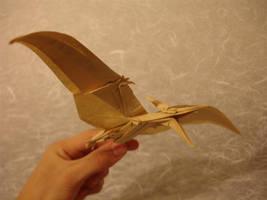 Peranodon-Lang by origami-artist-galen