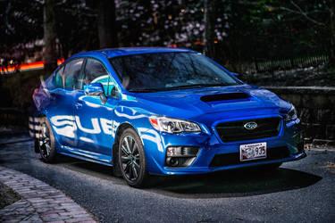 Subaru Pixelstick by K1ntar