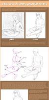 Sketch Tutorial: Head, Hands by kitsunedajfox