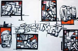 Sketchbook session8 Experiment by MFMugen