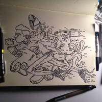 The Prodigy WIP by MFMugen
