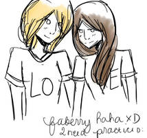 faberry for the first time by Sachiko-Ogasawara23