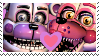 Funtime Frexy Stamp by KingKRool14