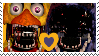 Withered Bonnica Stamp by KingKRool14