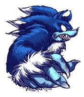 Sonic the Werehog by copyofA