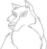 Wolf Base 7 by FeralHeartsFan