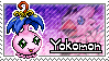 Yokomon Stamp by Thunderbirmon