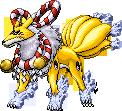 Kyubimon by Thunderbirmon