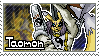 Taomon Stamp by Thunderbirmon