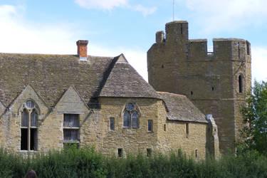 Stokesay Castle7 by Blakava-stock