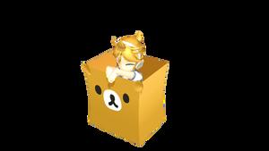 Box Rilakkuma Dl by Espirea
