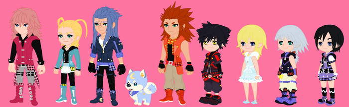 KH3 Designs by Levyowl