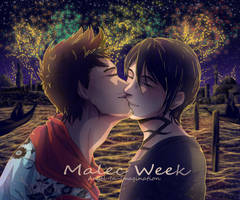 Malec Week by Angel-In-Imagination