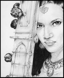 Anoushka Shankar by childproof
