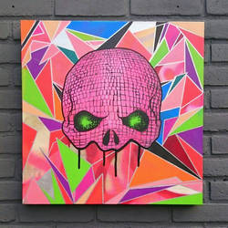 Skull I by D-R-A-M-A