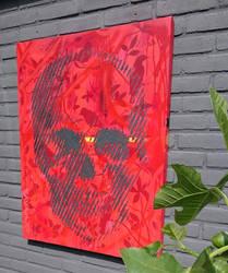 Skull II, by D-R-A-M-A