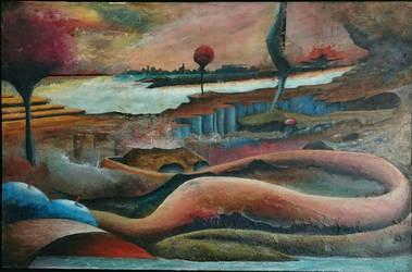 Landscape  by D-R-A-M-A