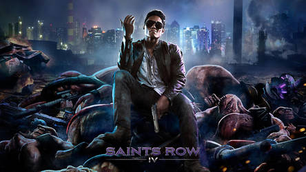 Saints Row IV by vgwallpapers