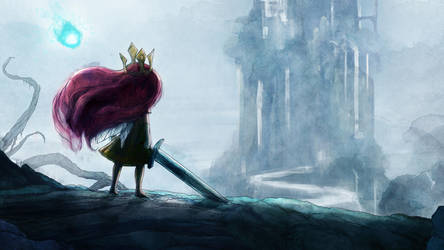 Child Of Light by vgwallpapers