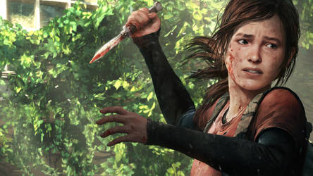 The Last of Us by vgwallpapers