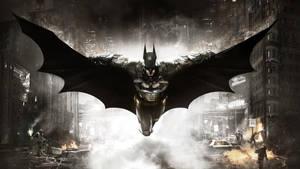 Batman Arkham Knight by vgwallpapers