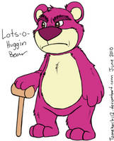 Lotso by tomahachi12