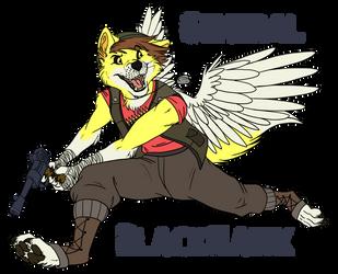 Gen. Blackhawk by tomahachi12