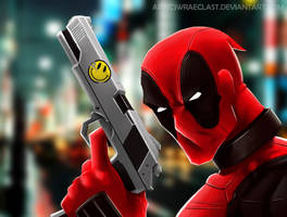 Deadpool by Wraeclast