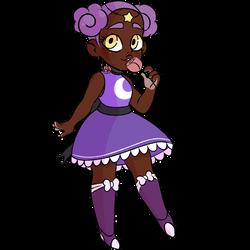 Luna Loveberry Ref 2 by storyboos