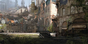 Grand Square 2 (concept_street) by SolarSouth