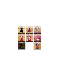 Touhou Life Text test by ImprovmanZero
