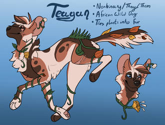 Teagan ref 2019 by Owl-Flight