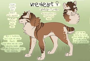 Wrenheart by Owl-Flight