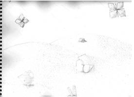 Winter Pattern by xMezMezx