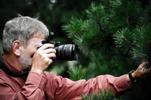 The Nature Photographer by doches