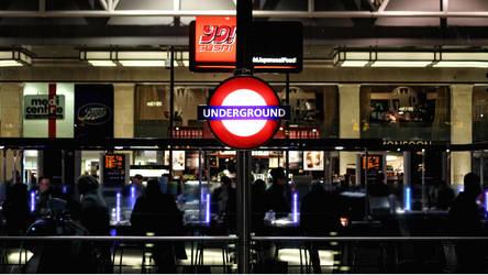 Landon Paddington | Underground by woraz