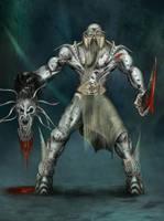Evil Hunter by hereisanoop