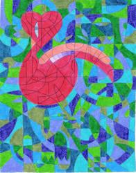 Passion Ibis by JadeFoxScarletIbis